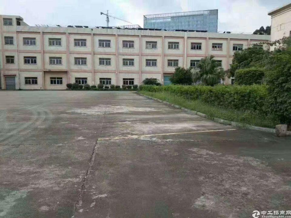 清溪原房东红本独门独院厂房28500平米