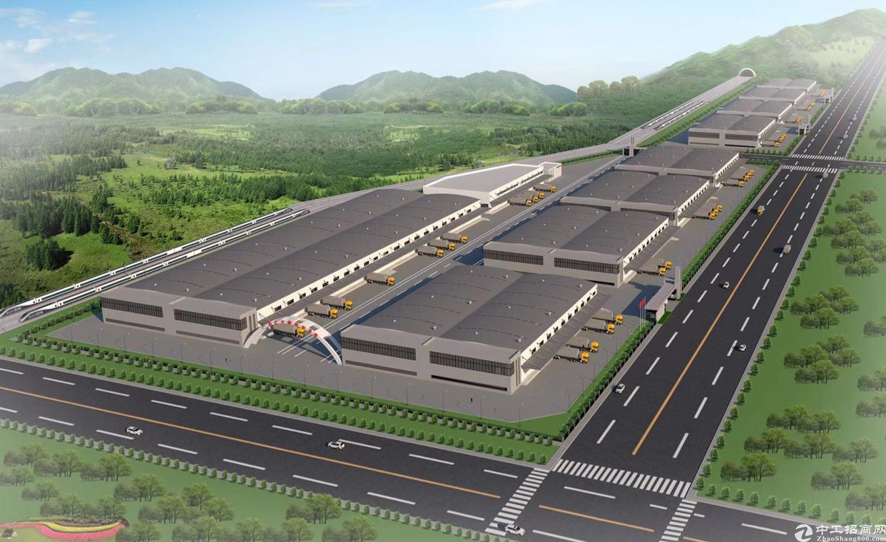 惠州市惠城区汇大物流园仓库出租100000平方,可以分租