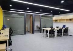 荔湾区.鹤洞路精装修写字楼70平2个办公室