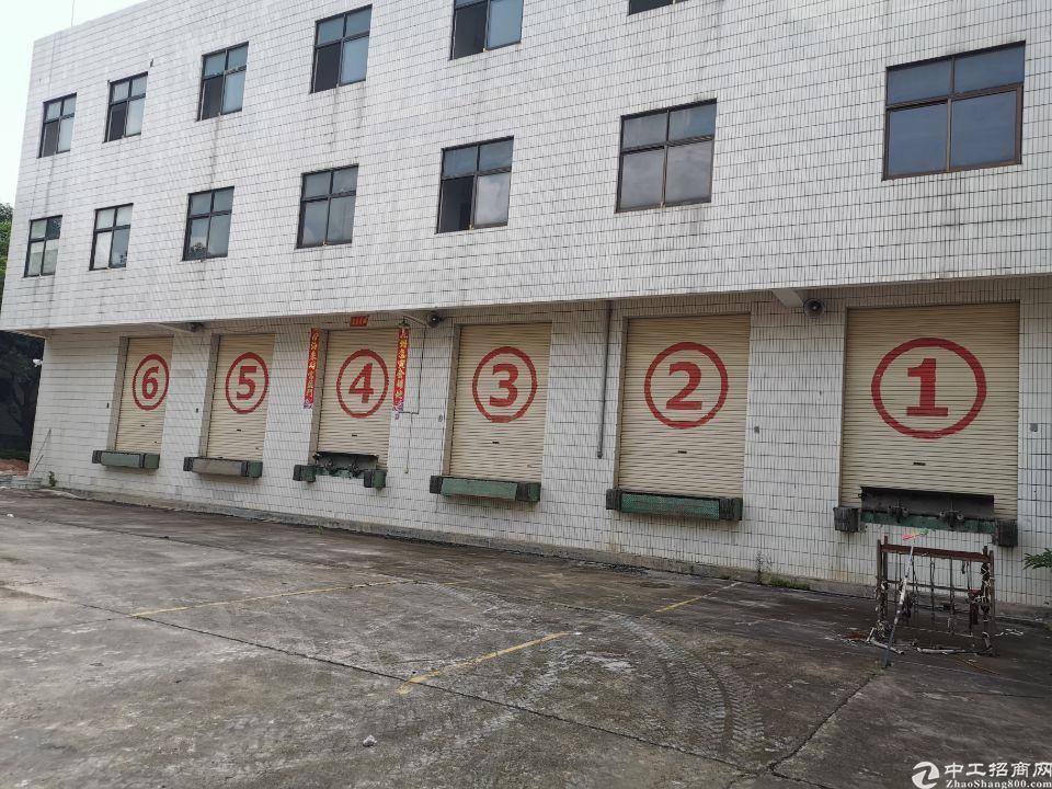陈江带卸货平台独栋标准厂房3500平