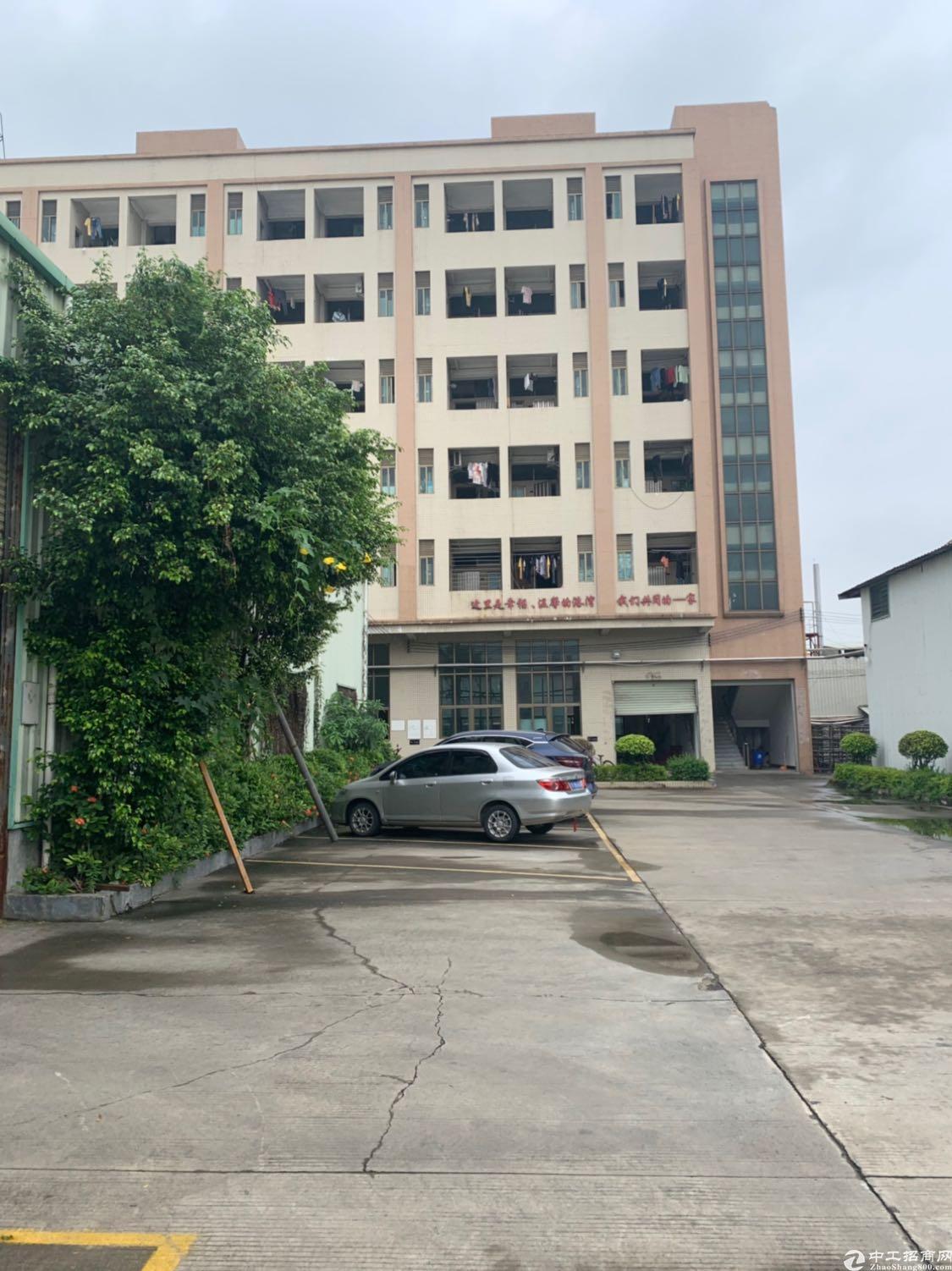 沙田镇独院单一层厂房出租带办公室宿舍