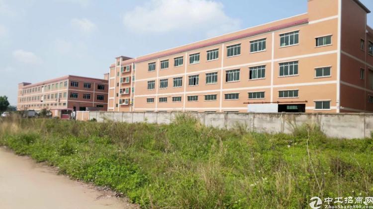 惠州博罗原房东分租独栋全新厂房出租6000平方