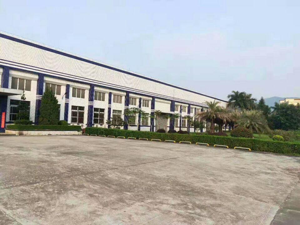 广州增城独院九成新厂房出售