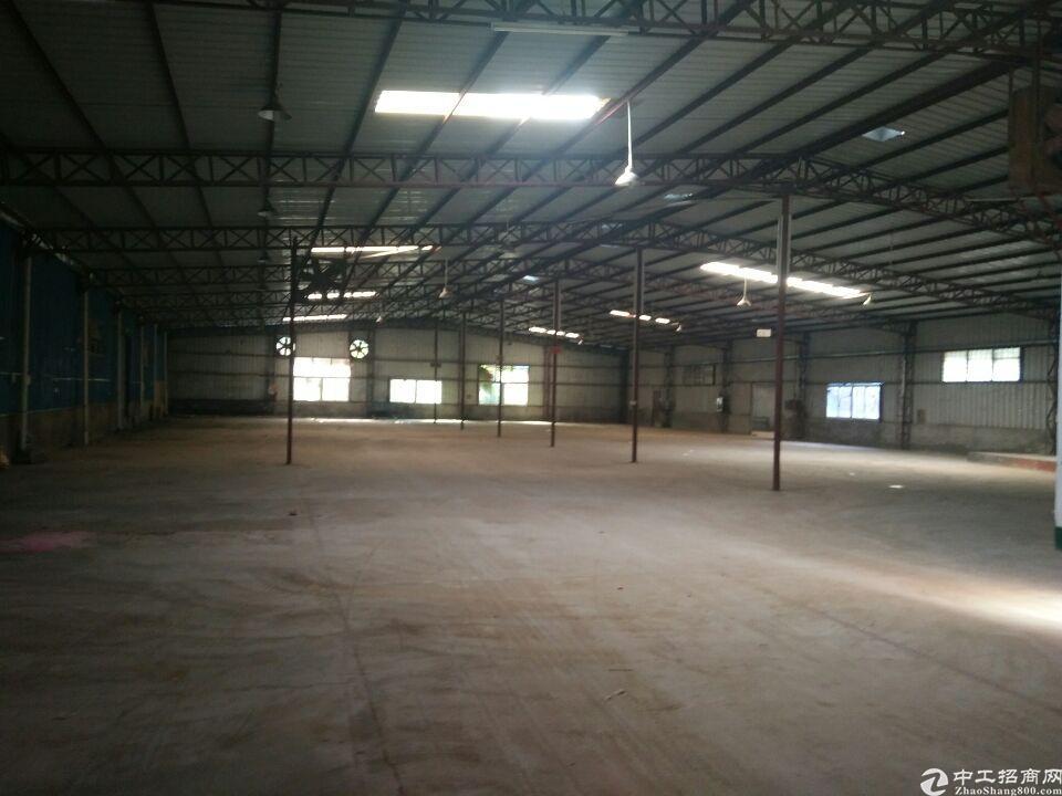 樟木头石新社区1700平方,钢构厂房16块
