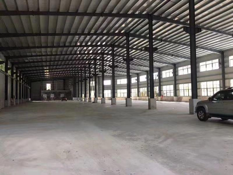 太和镇永兴简易厂房2500方,高度11米