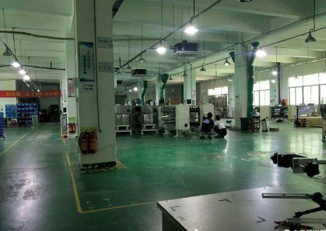 福永新出精装修厂房2000平(免转让费)