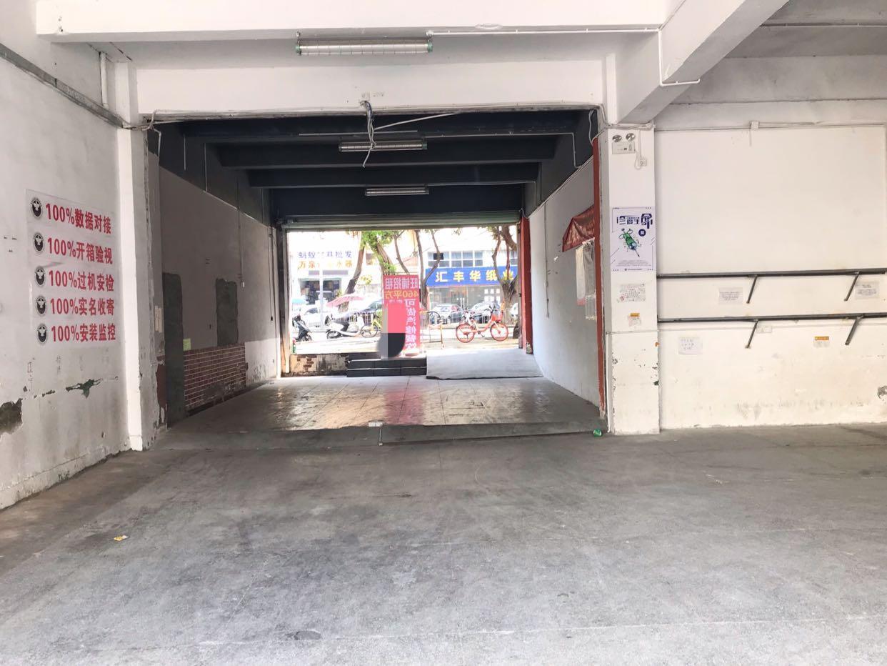 西乡银田一楼铺面500平可做餐饮汽修出租