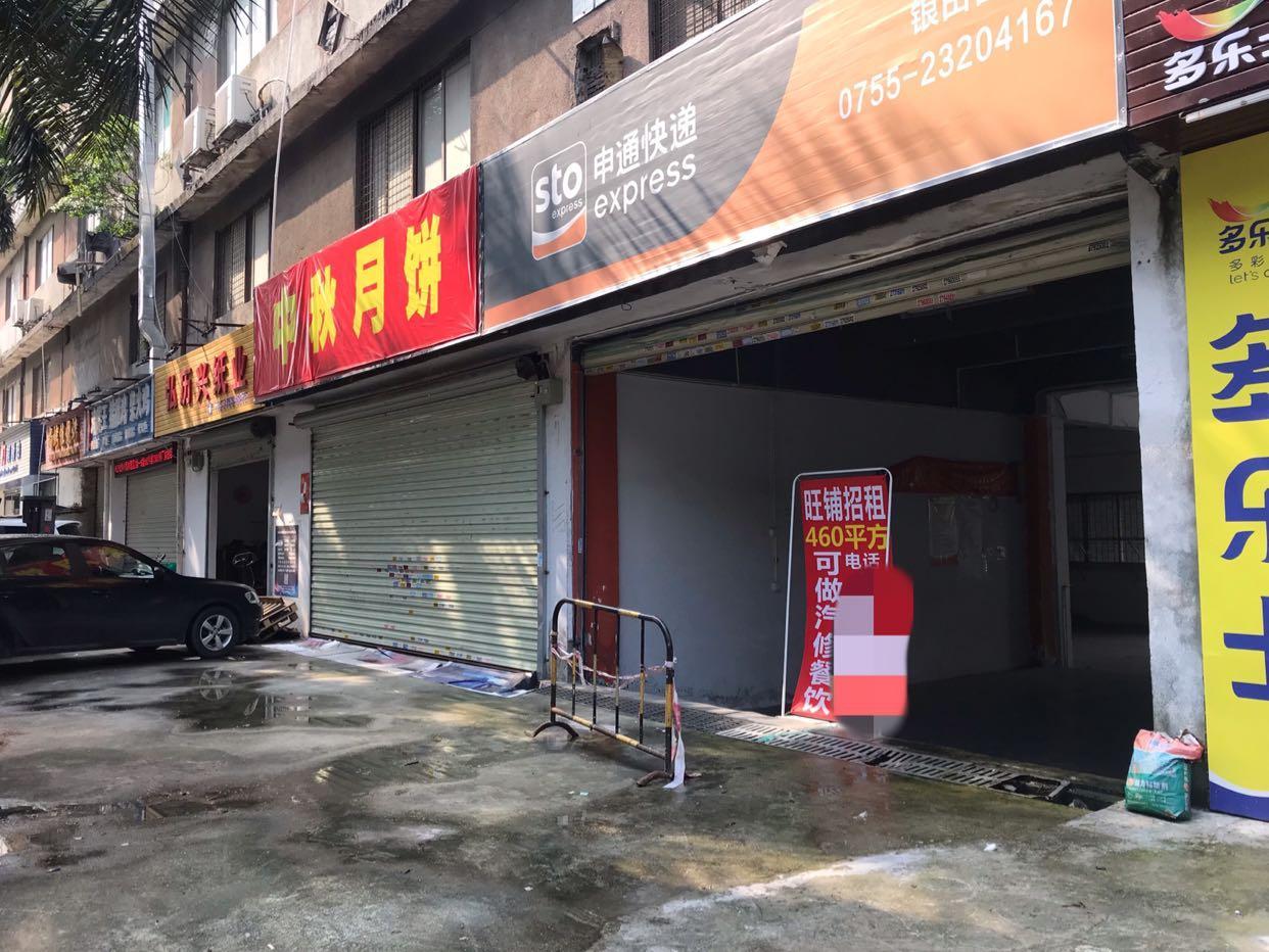 西乡银田一楼铺面500平可做餐饮汽修出租-图2