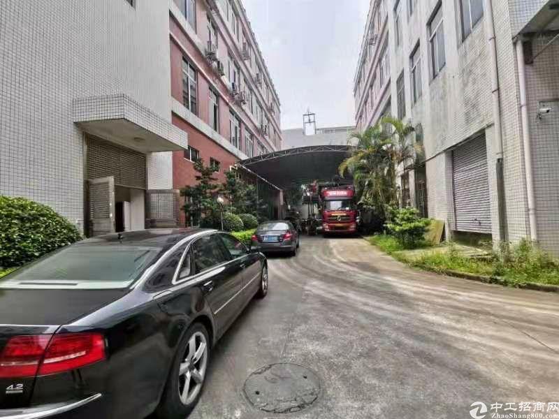 广州黄埔科学城3280平红本厂房出售