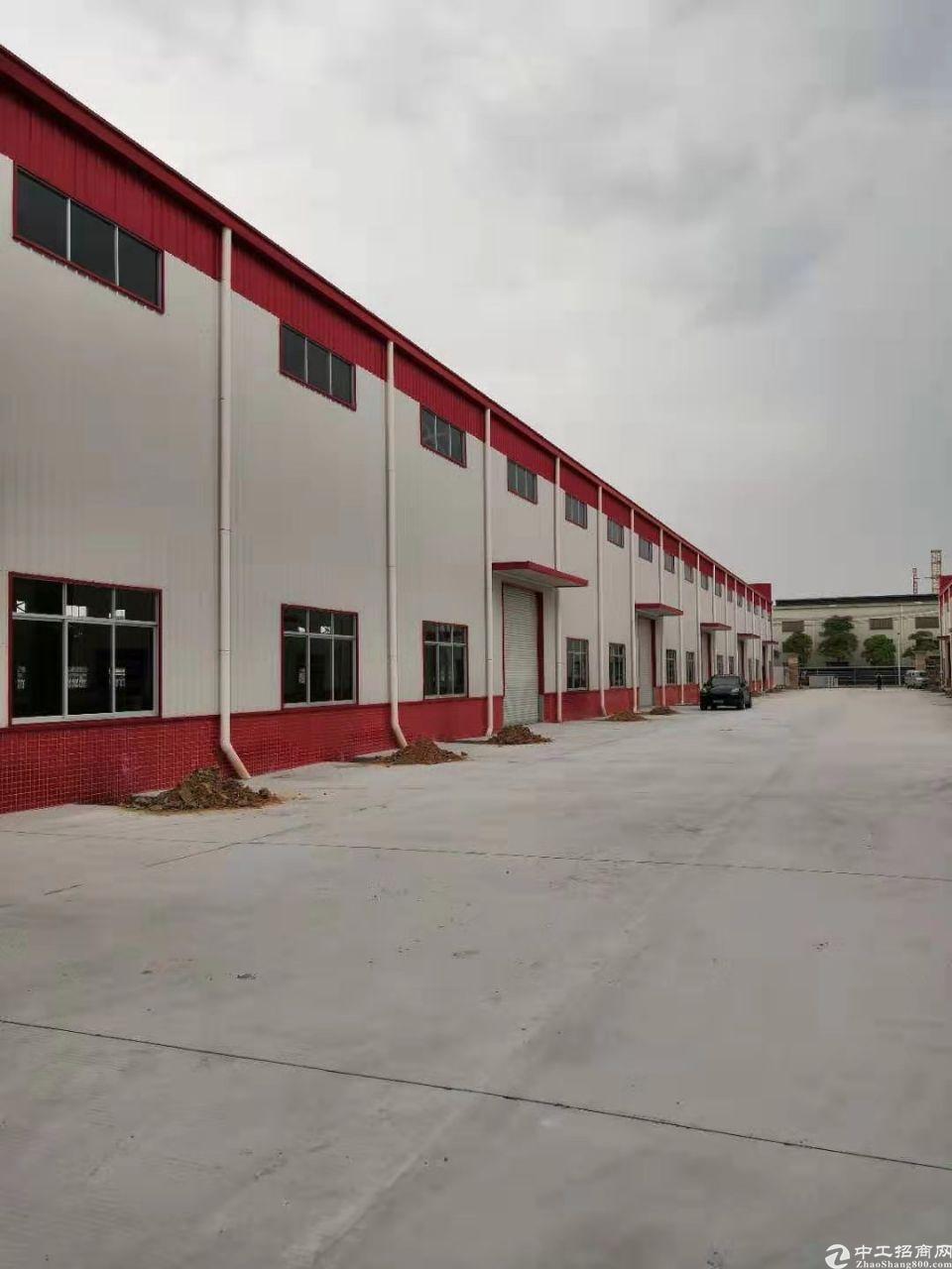 原房东新建厂房无人使用过各种证件都有可租可卖