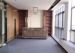 松岗天虹附近豪华装修甲级红本写字楼688㎡开发商直租拎包入住