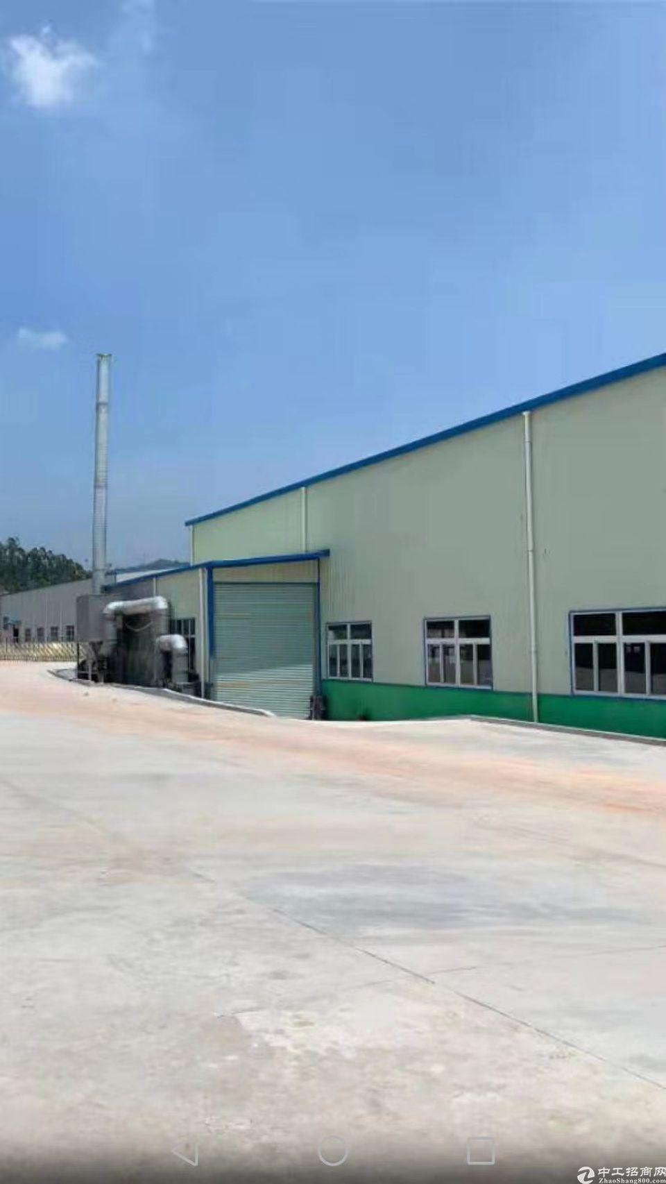 博罗龙华占地3000平方建筑2600平方村委合同厂房出售