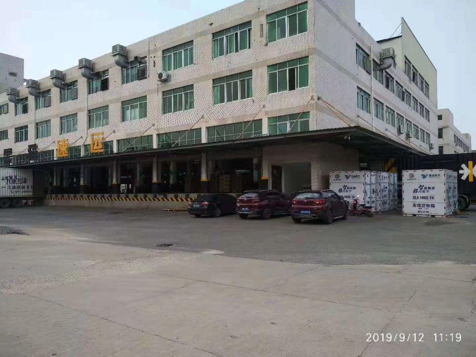 福永机场附近70000平米物流园仓库出租