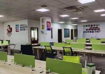 布吉坂田地铁口附近新出楼上415平精装修标准厂房出租图片3