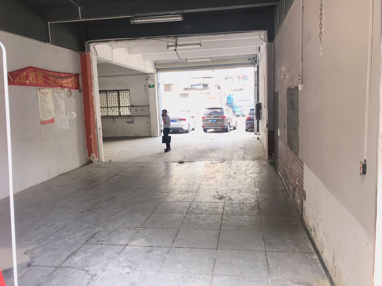 西乡银田一楼铺面500平可做餐饮汽修出租-图3