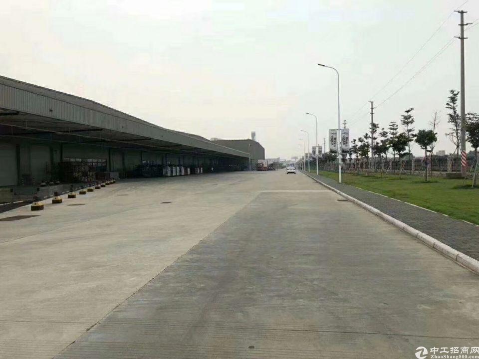 惠州惠东新出现有高台仓库6万平方带有卸货平台