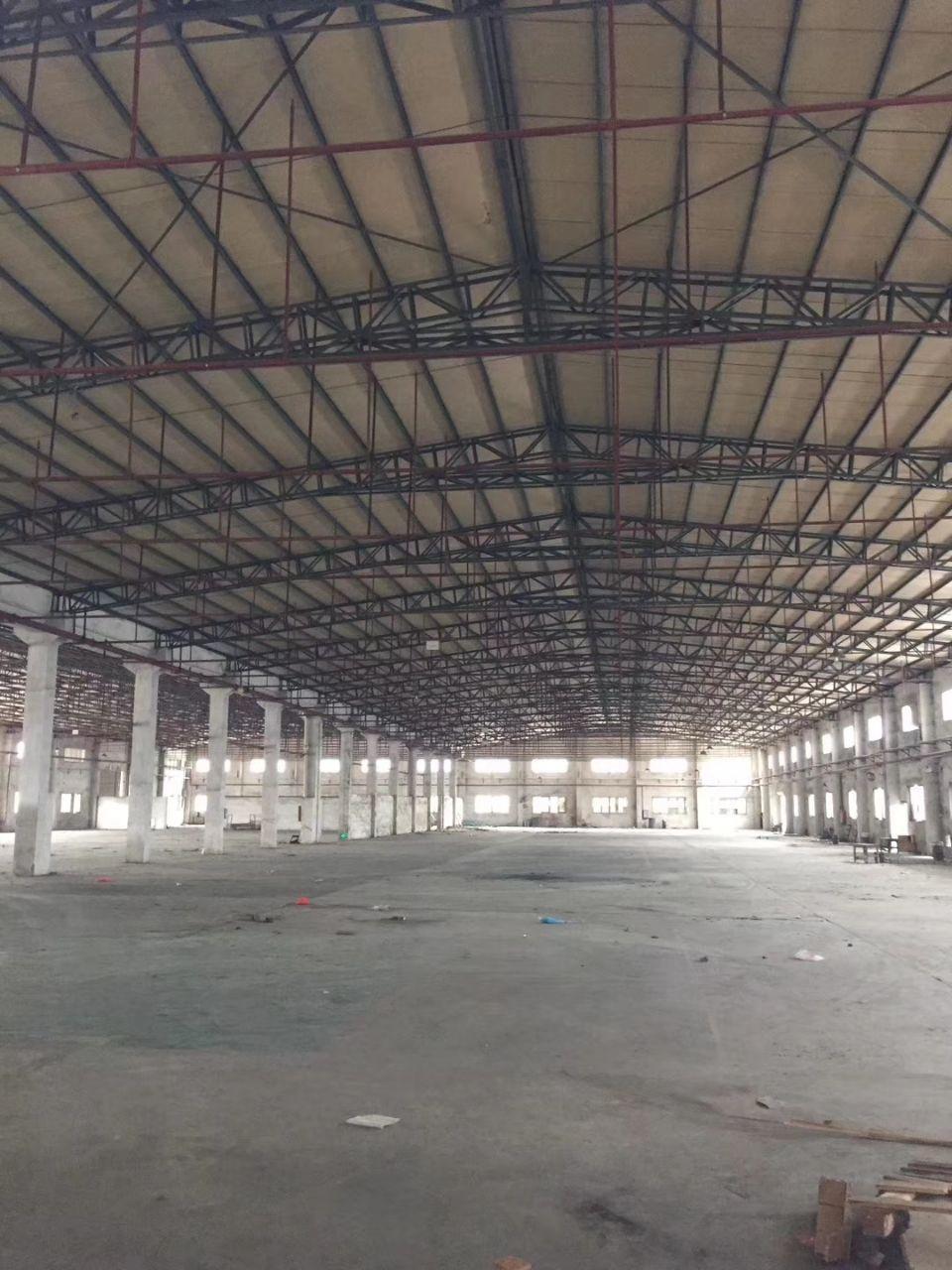 道滘镇现成自带塑料颗粒环评厂房