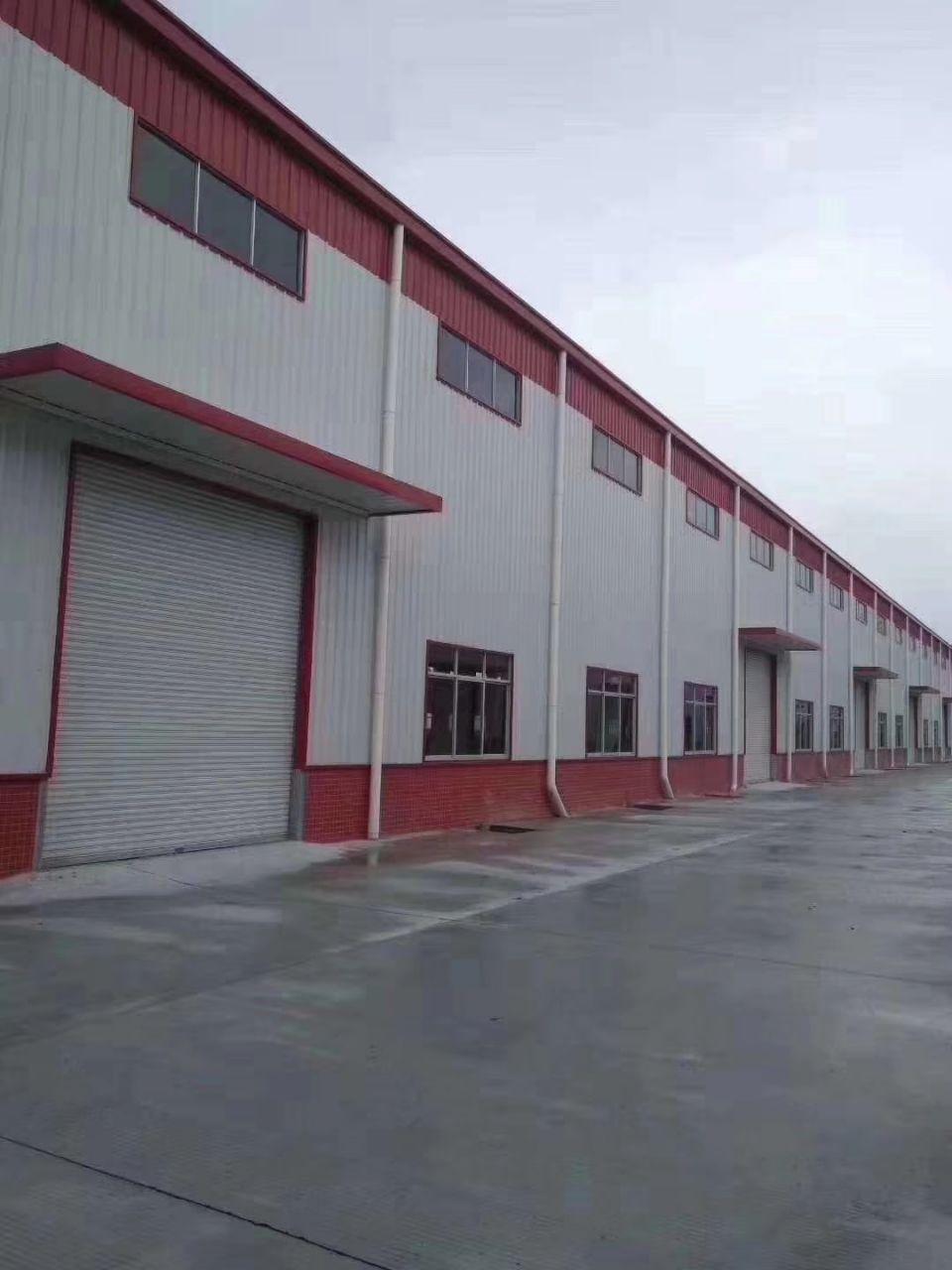 惠州市博罗县石湾高速出口旁钢结构