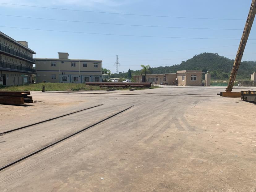 惠州市秋长镇钢构厂房1000平方,合适仓库空地大