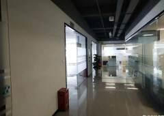 横岗永湖地铁站附近高端写字楼260平出租