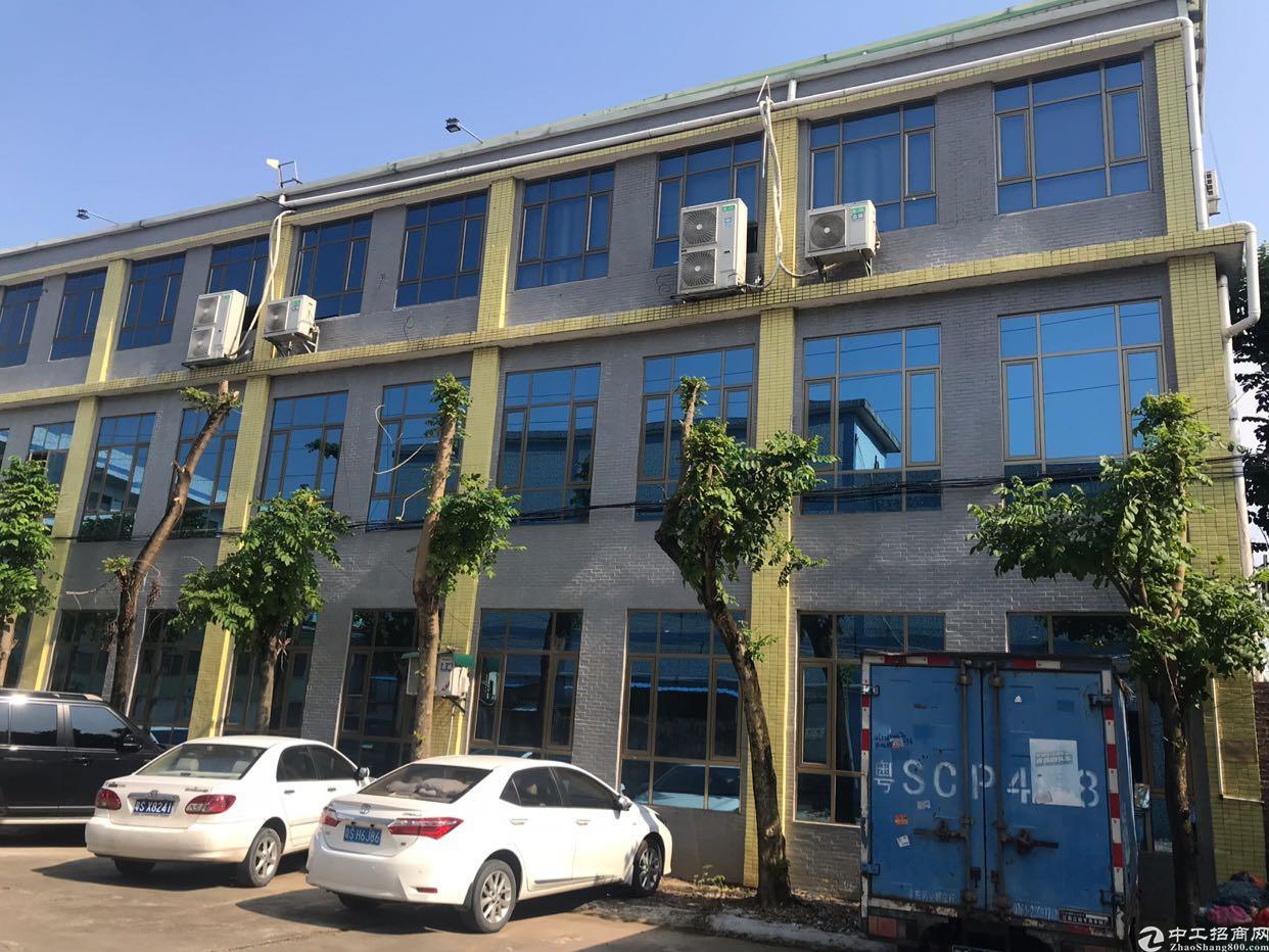 东莞市清溪镇临深国有证厂房12000平方出售