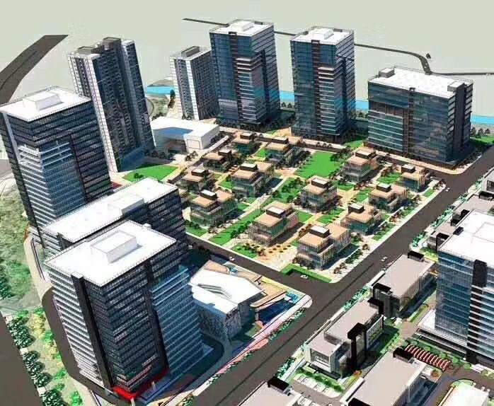 惠州惠东县白花镇花园式独院厂房面积28000平方招租