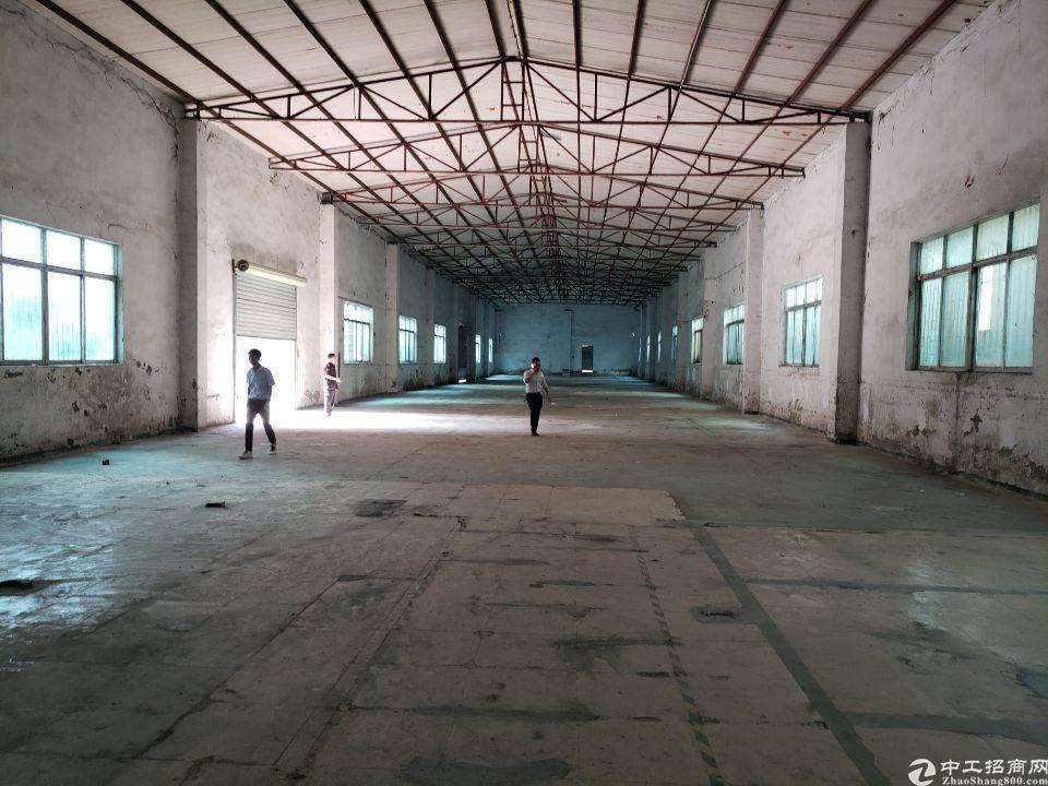 公明街道蒋石工业区独院钢构1300平方出租