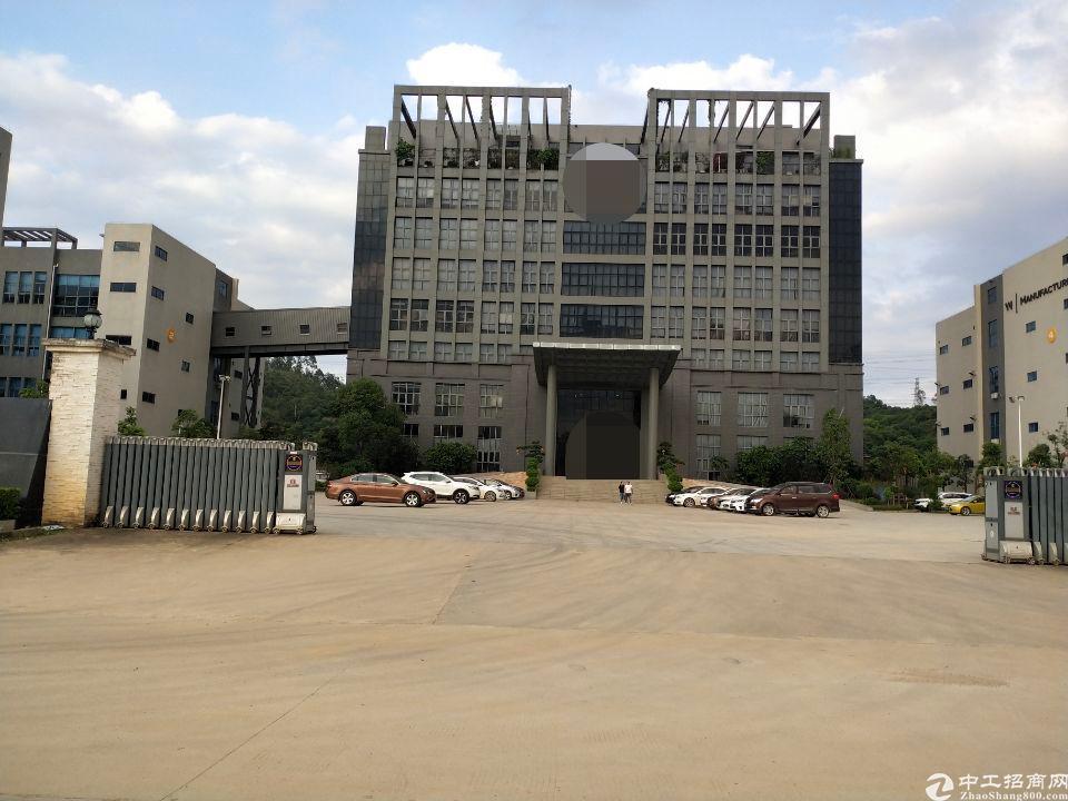 惠州大亚湾西区大型工业区一楼厂房出租1200平有红本