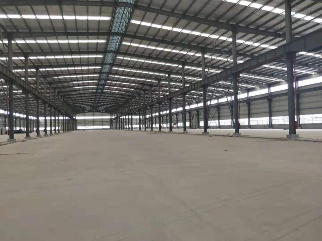 沙田镇新出独院钢构厂房仓库带卸货平台