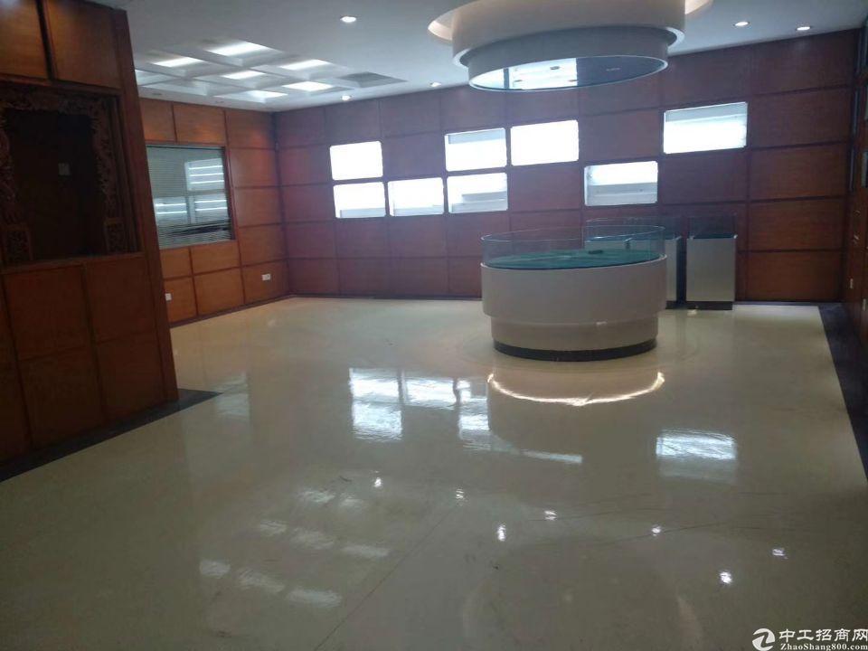 福永和平工贸大厦适合办公研发完美楼上1000平方,免转-图5