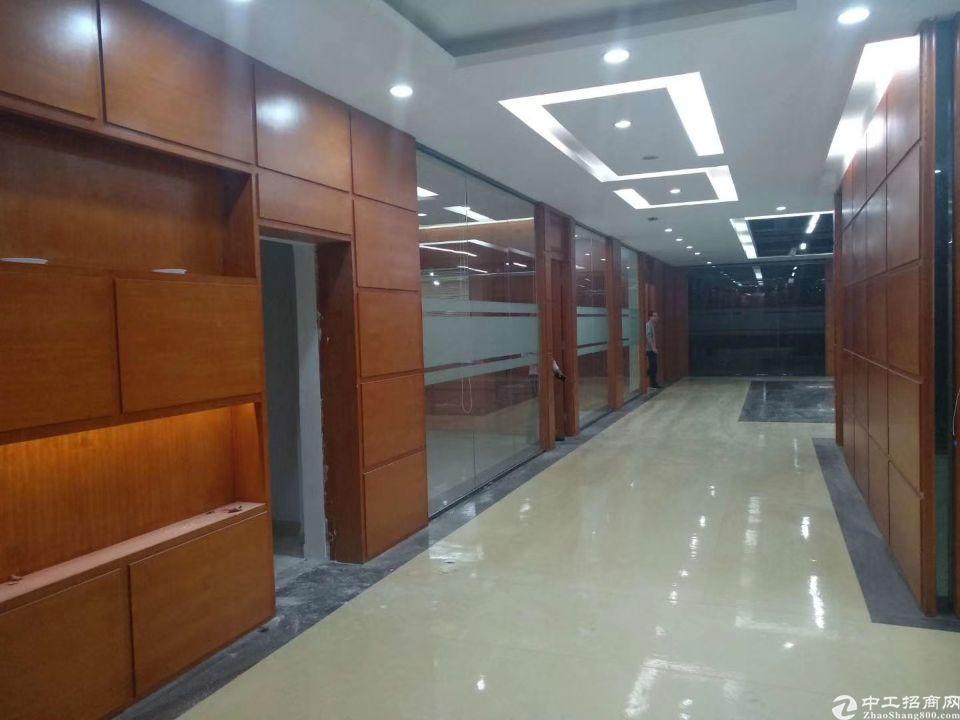 福永和平工贸大厦适合办公研发完美楼上1000平方,免转-图6