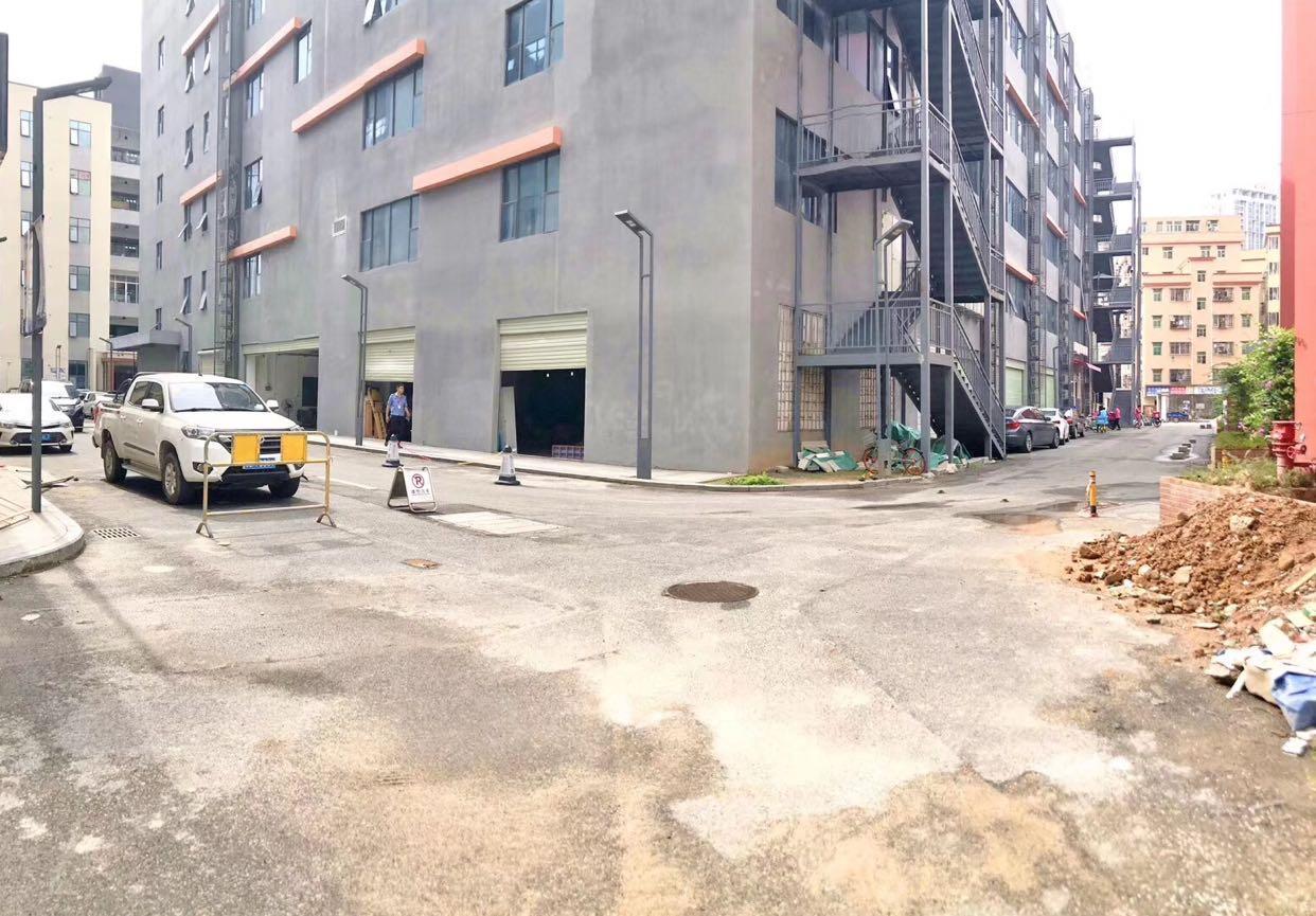 南山科技园北区新出5000平米厂房适合仓库和电商