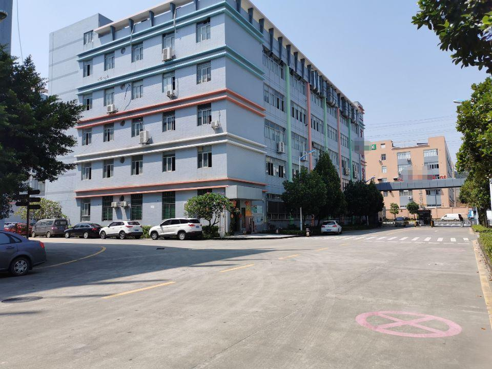 光明原房东红本厂房1-5层7500平方,可办环评
