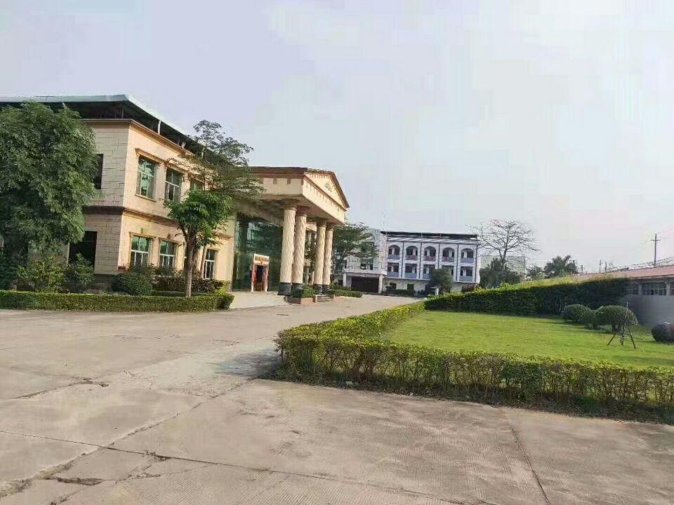 广州南沙独院厂房出售