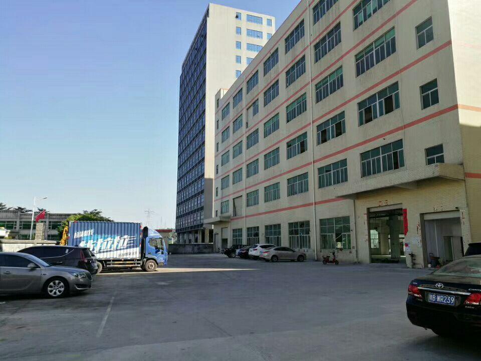 樟木头新出标准厂房一至六楼15便宜出租