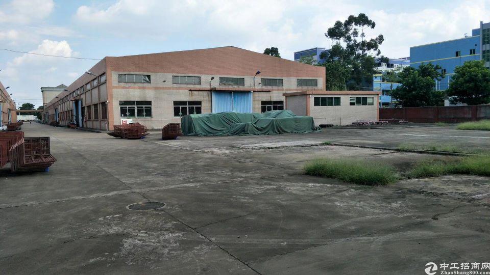 洪梅镇独院24000平方大小可分租