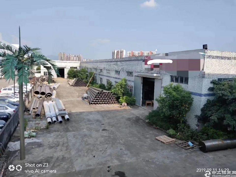 惠州重工业厂房带行车环评电500