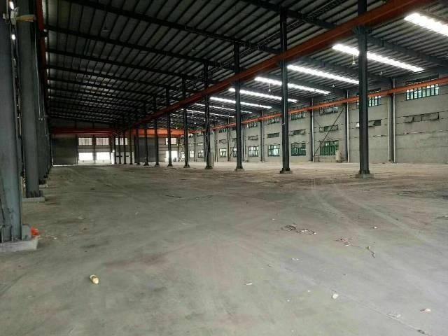博罗园洲原房东独院钢构带独立办公室出租