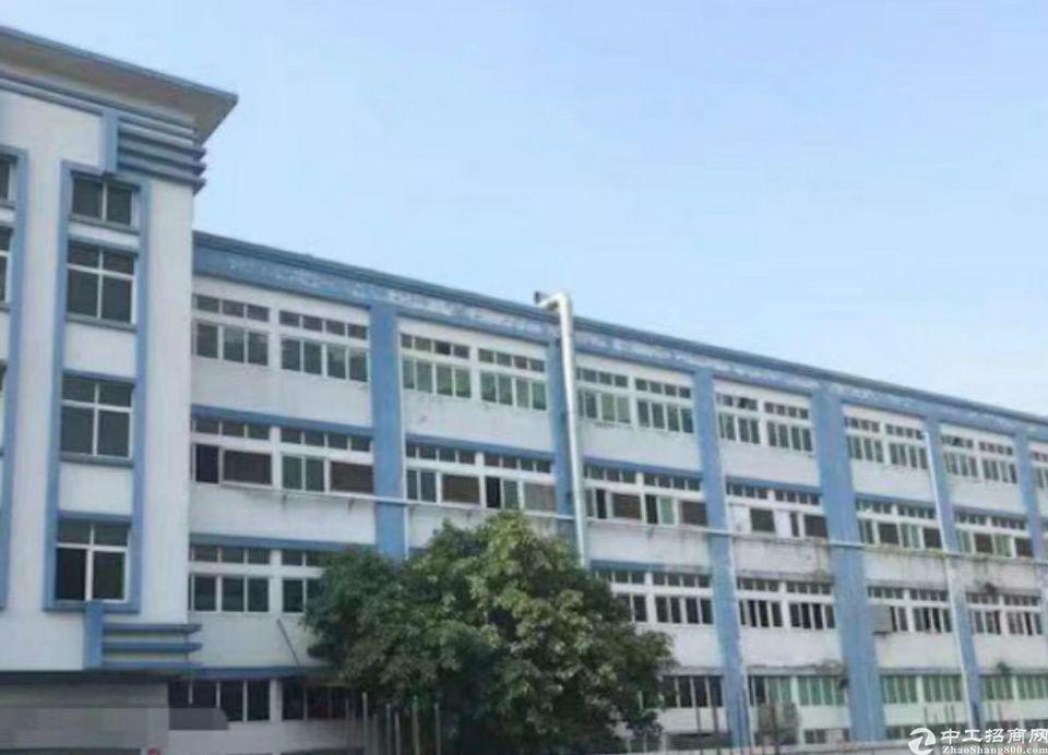 广东中山火炬开发区5625平国有双证厂房出售