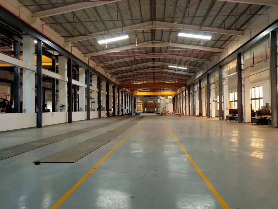 原房东洪梅镇独院单一层厂房带航车证件齐全