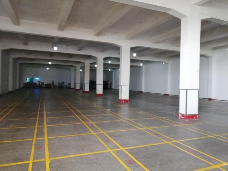 黄埔穗东街道工业园区内楼上1120方仓库招租,可短租