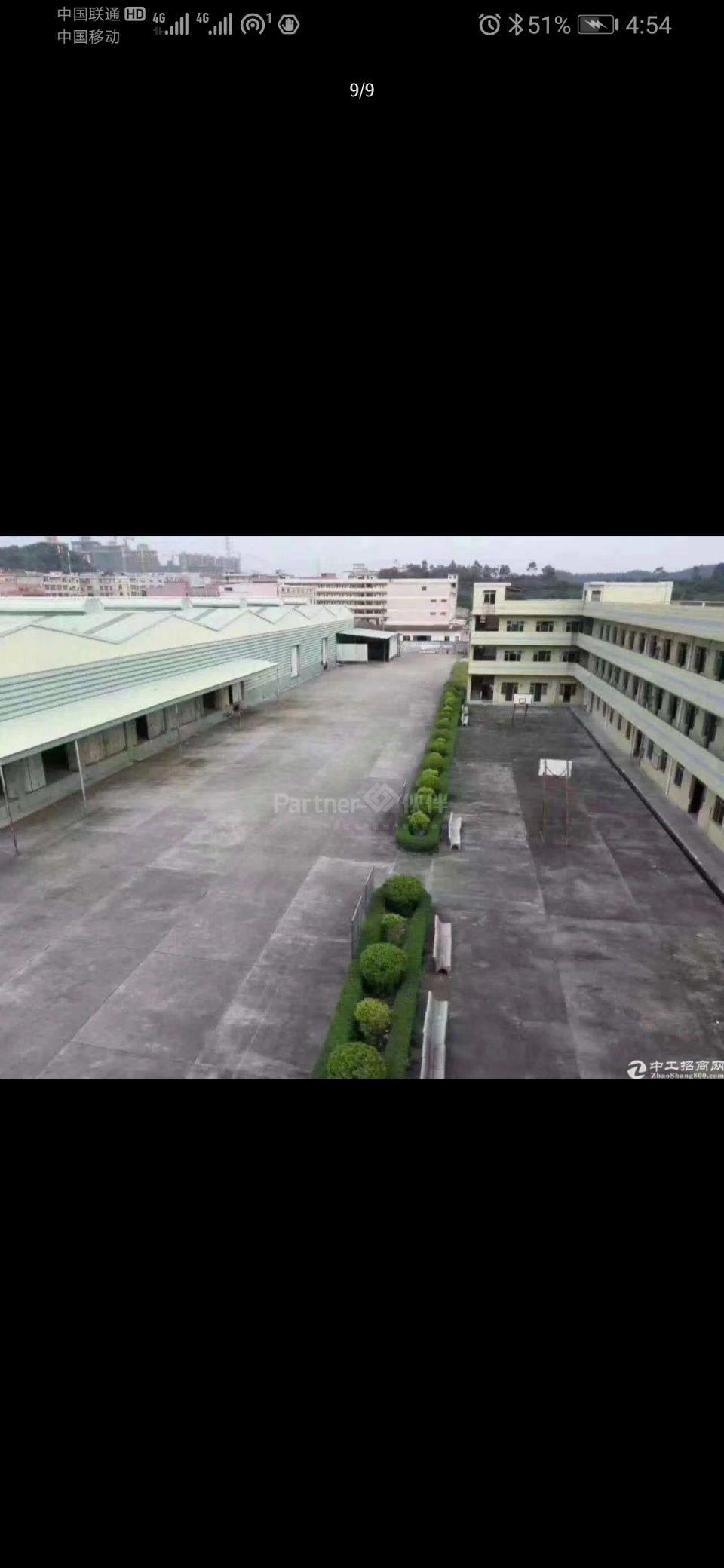 沙井107国道旁物流仓库22000平米出租