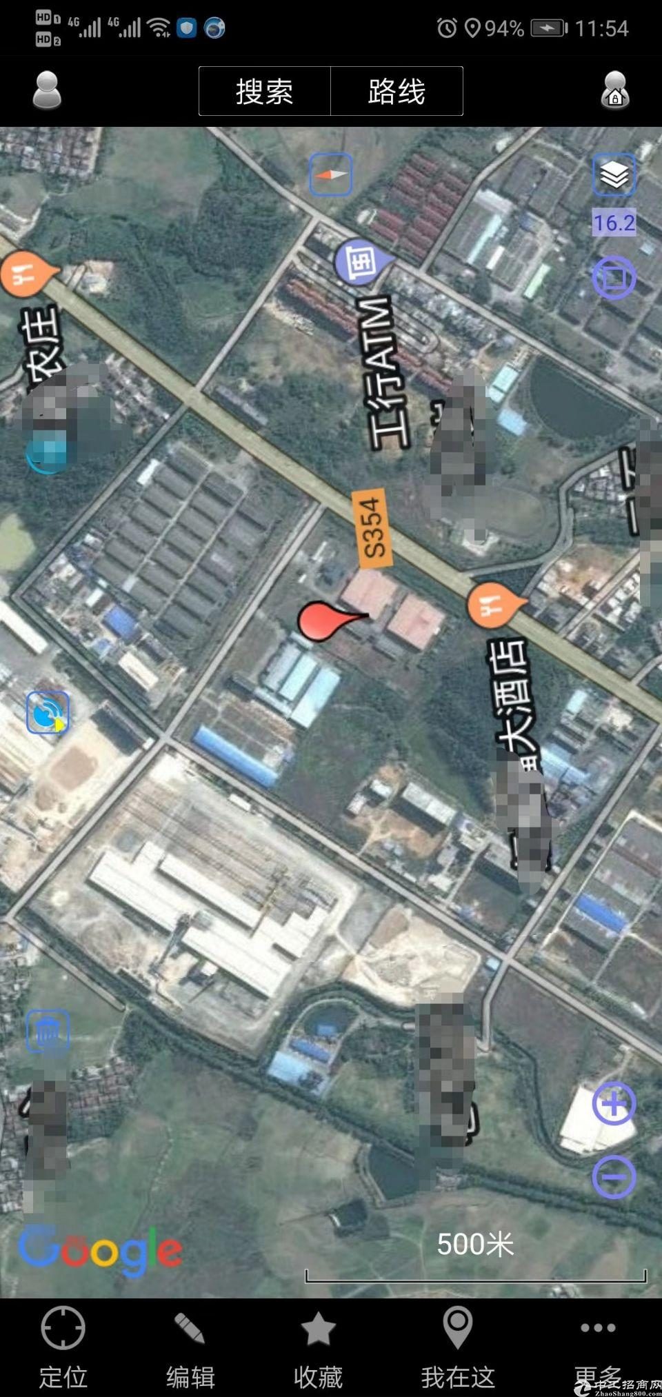 江西信丰战地21000建筑23000厂房售-图2