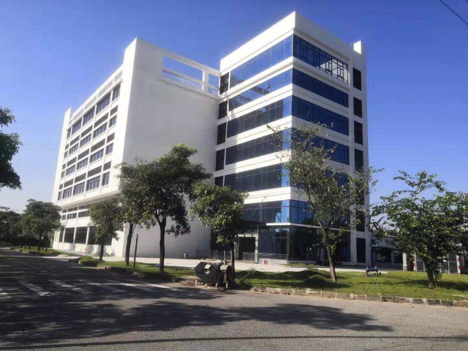 番禺新出新建标准厂房86000平方出租,可办环评