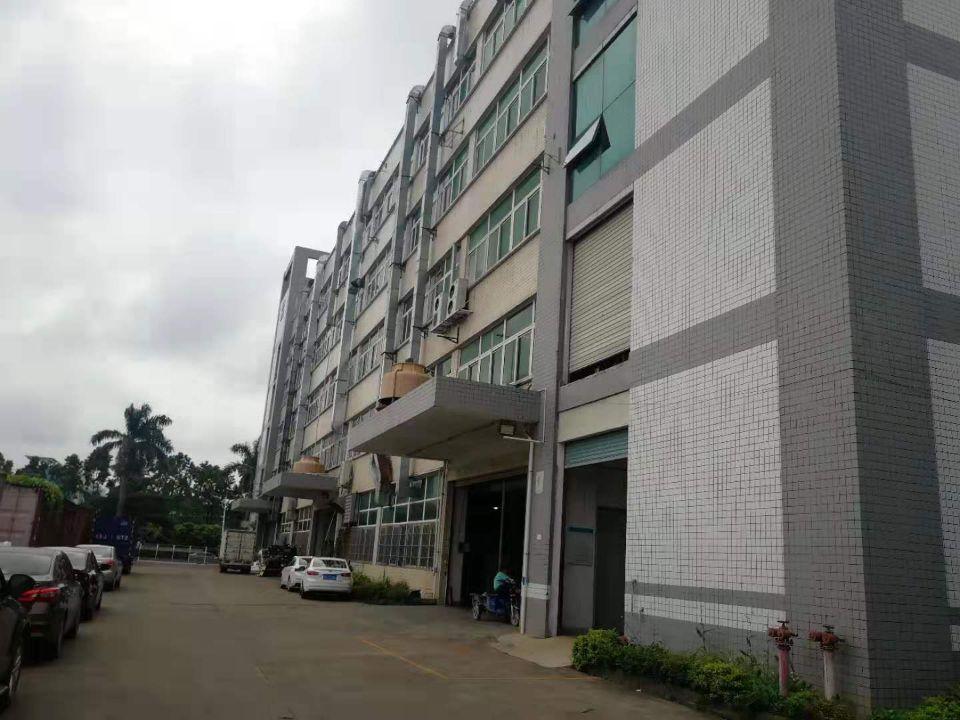 陈江标准厂房1楼1200平米招租。
