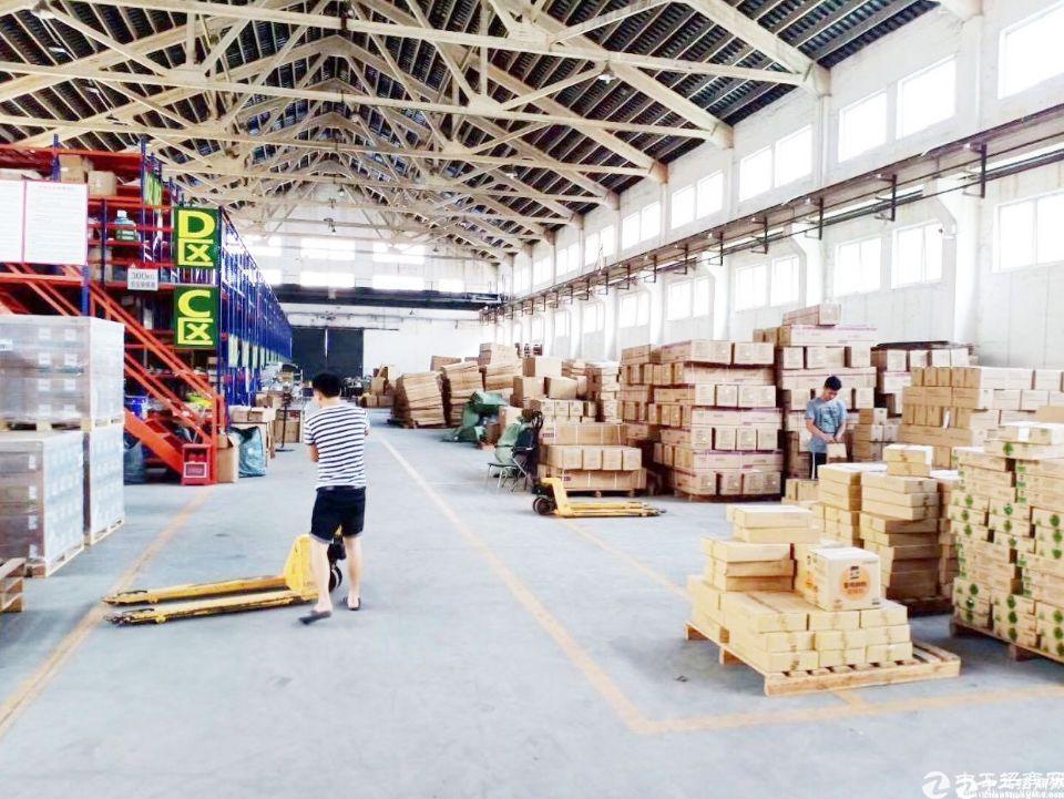 广州黄埔科学城附近一楼6米标准500平厂房仓库出租