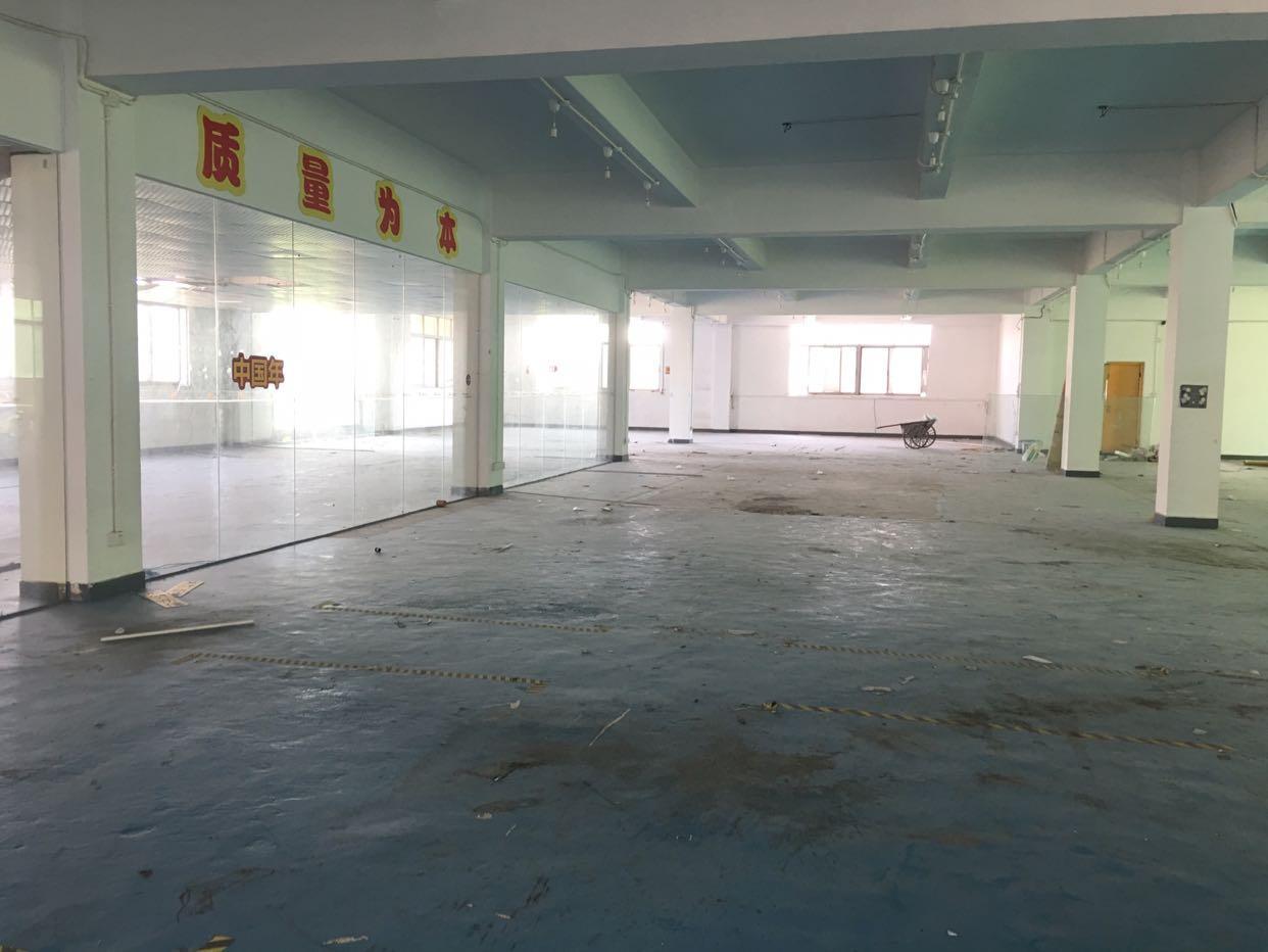 广州天河珠村新空出500平厂房仓库办公室出租可分租