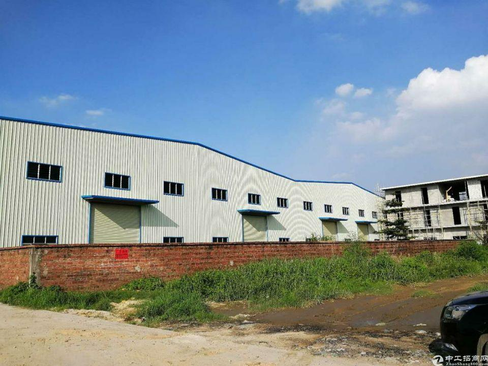 博罗县新出原房东滴水10米单一层钢构6500平招租