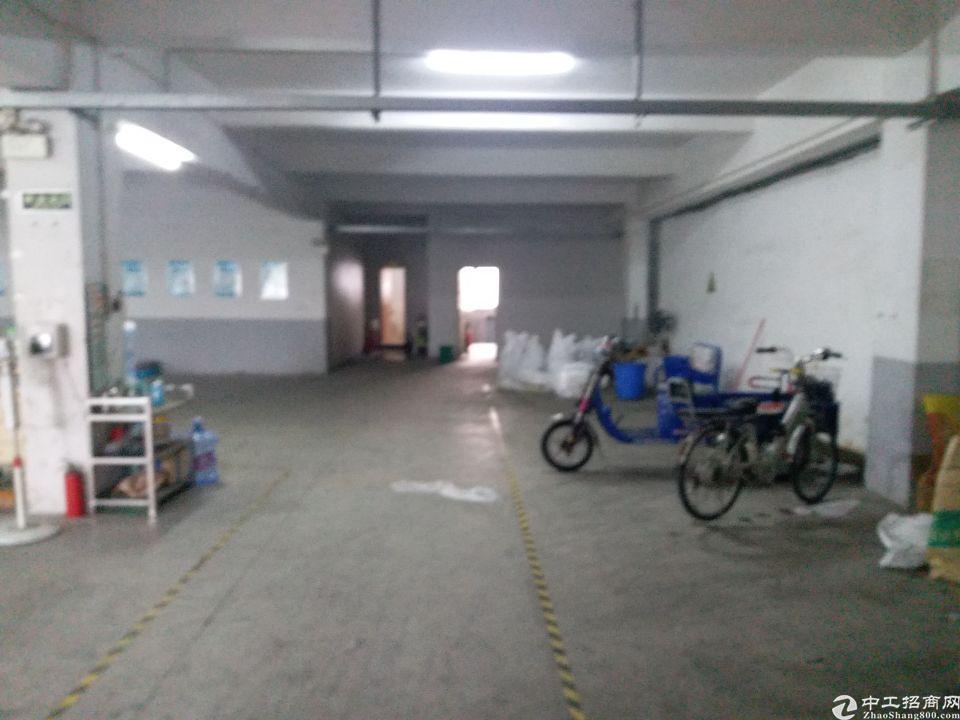 万江简沙洲工业区二楼标准厂房出租