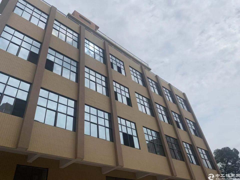 长安镇涌头靠深圳一步之遥新出独门独院厂房一栋四层6400平方